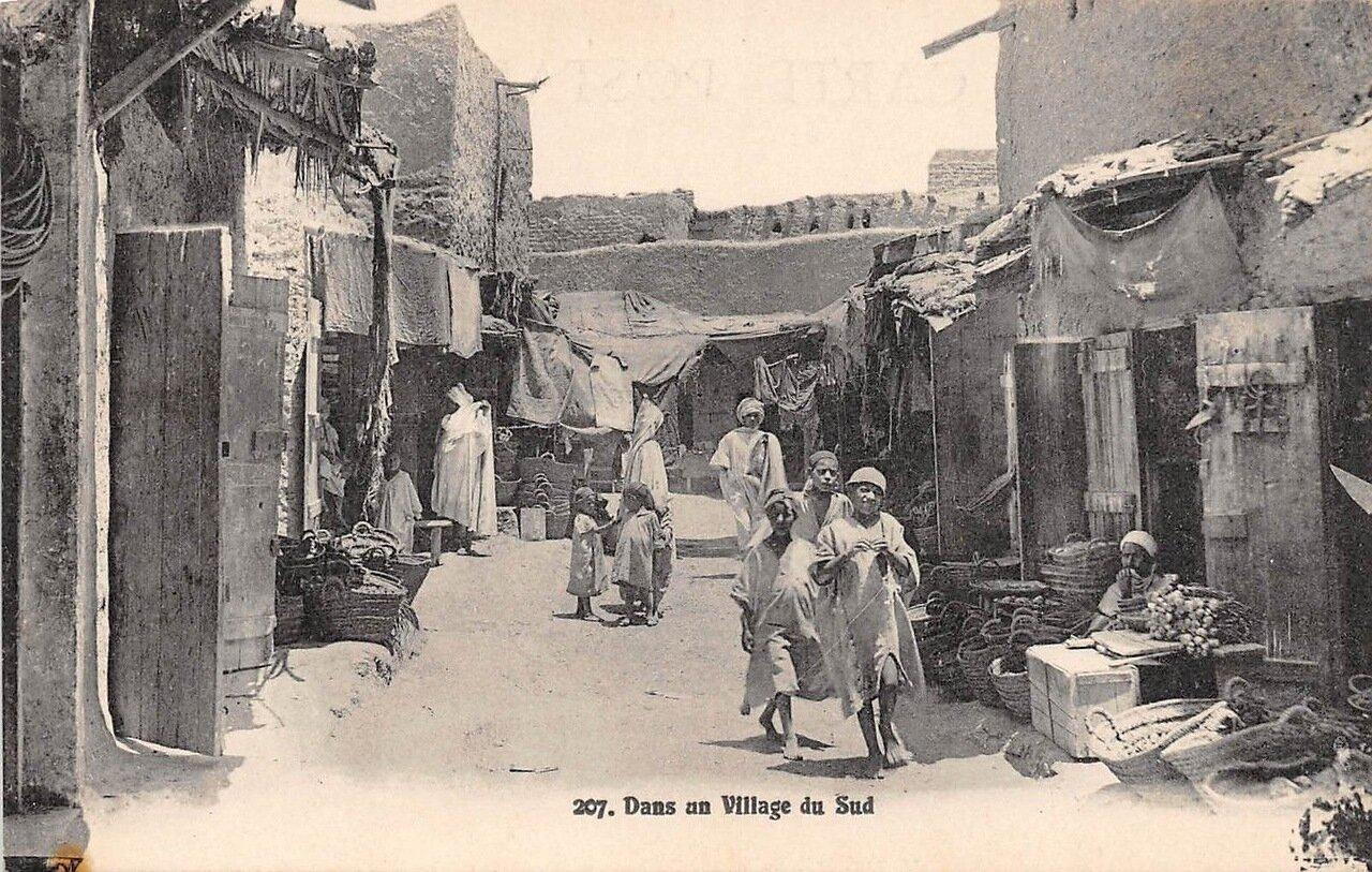 1900. В южной деревне
