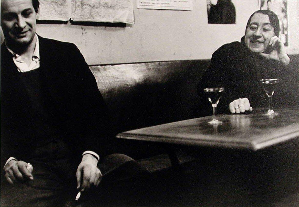 1954. Юноша и Рита