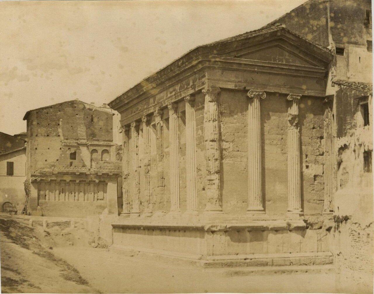 Храм Фортуны. 1870