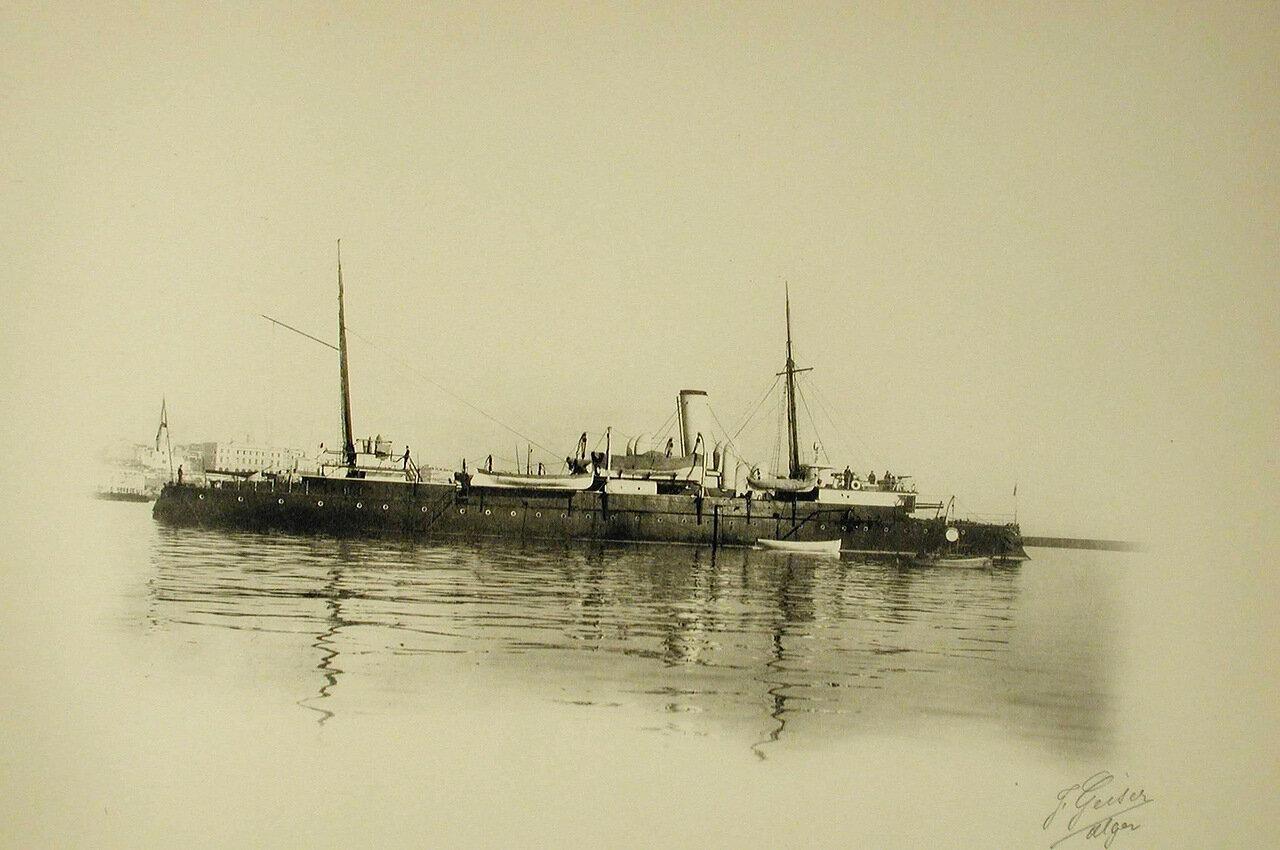 26. Вид судна «Грозящий»