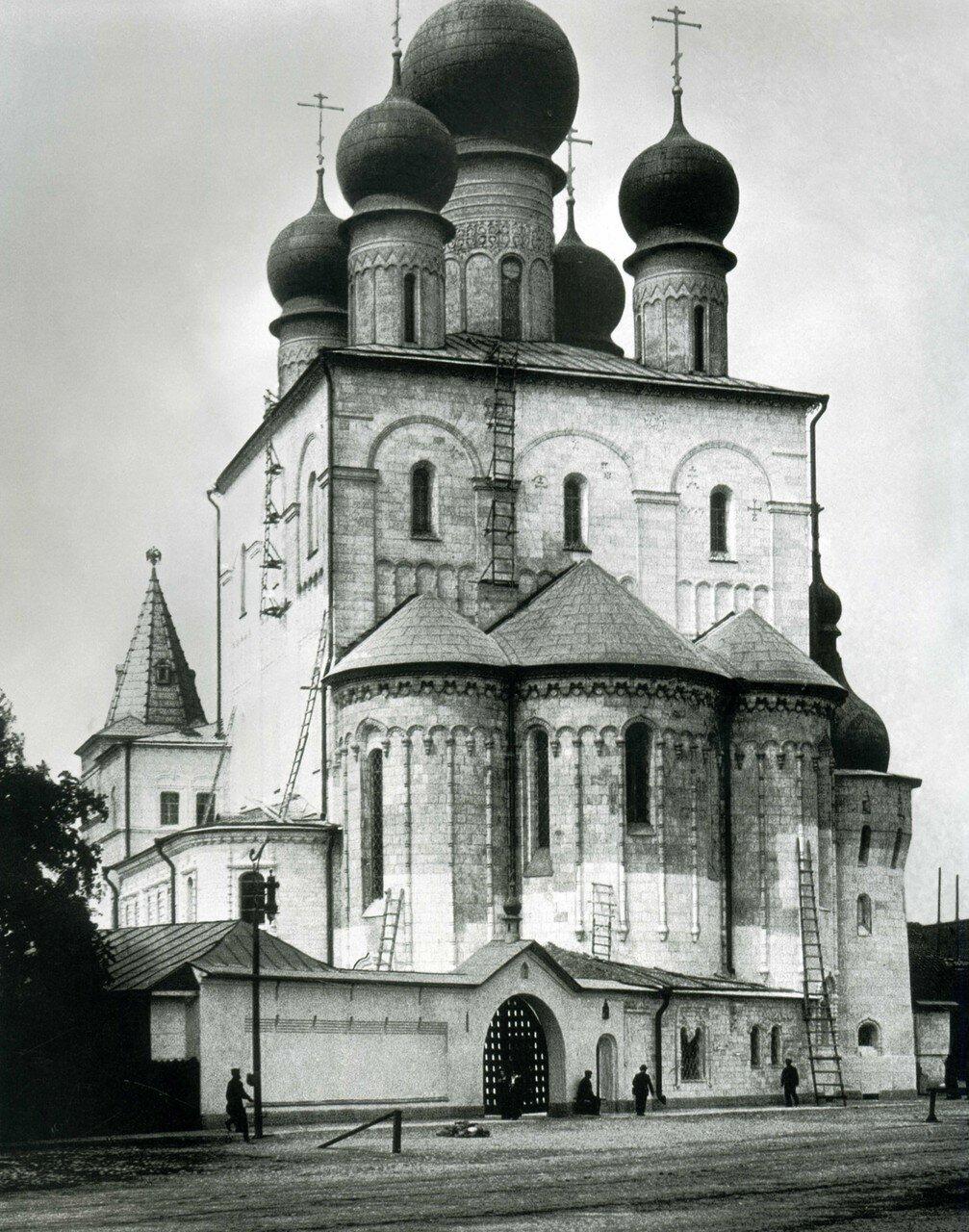 Собор Феодоровской Божией Матери в память 300 летия дома Романовых