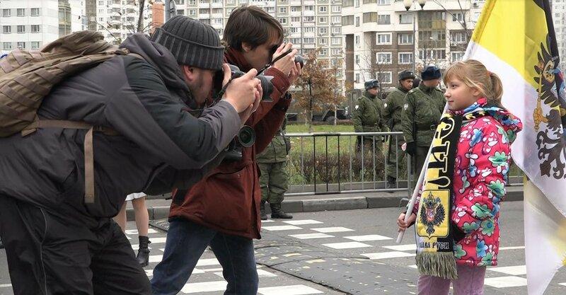 Русский марш 2015 - Люблино-Марьино
