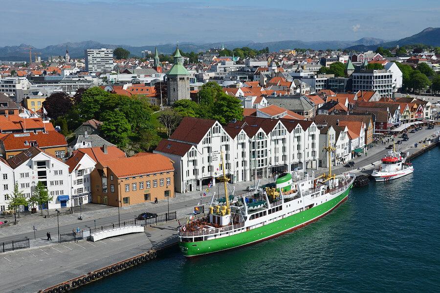 Лучше гор могут быть только фьорды: круиз по Норвегии на Independence of the Seas