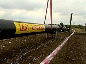 Во время тестирования газопровода «Яссы-Унгены» произошел взрыв