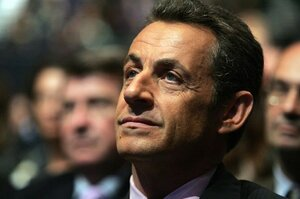 На выборах во Франции победила партия Николя Саркози