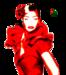 Flamenco woman vector clipart