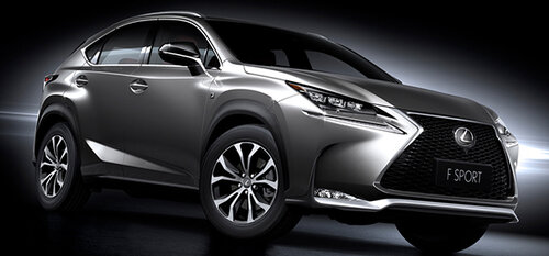 Предварительно названа стоимость Lexus NX
