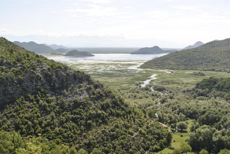 Поселяни на Скадарском озере