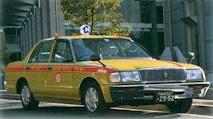 Японские такси