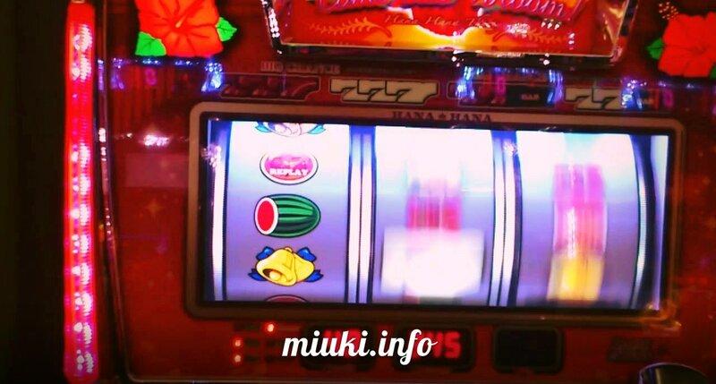 Японские Пачинко. Как играть в Пачислот и Окислот