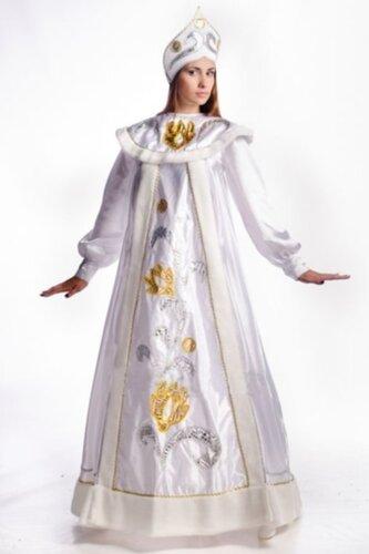 Женский карнавальный костюм Метелица