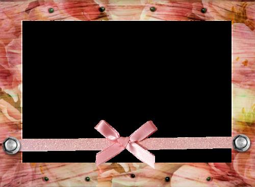 Рамки для фотошопа с тортиками