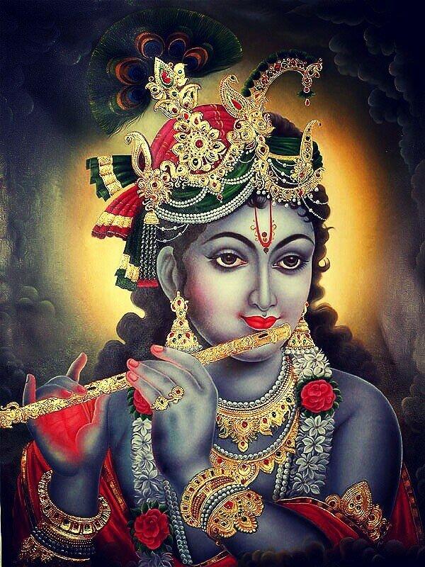 Кришна Джанмаштами.