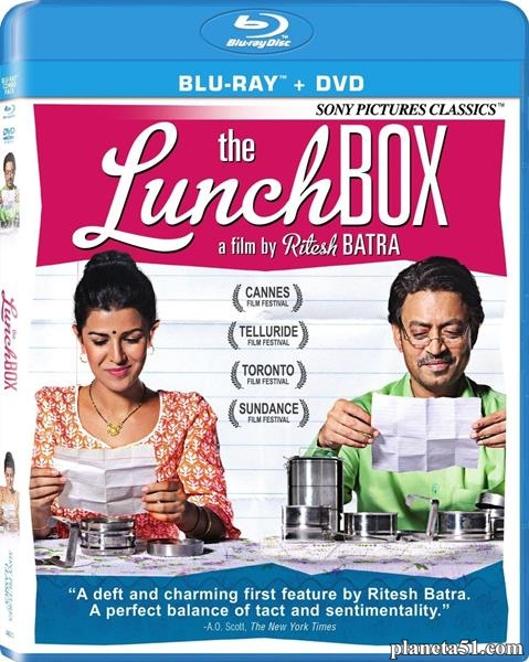 Ланчбокс / The Lunchbox / Dabba (2013/BDRip/HDRip)