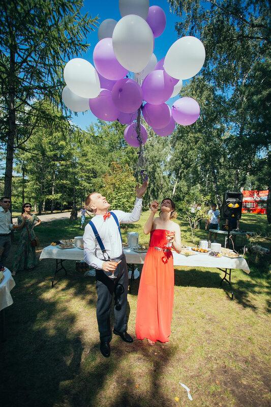 свадьба парфун