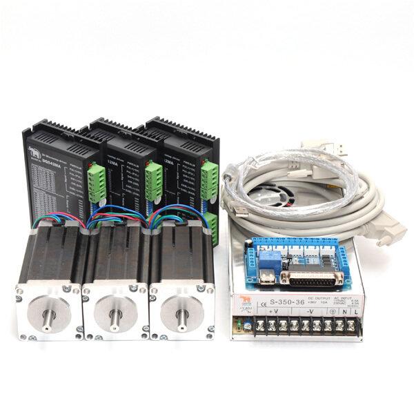 Набор устройств для сборки привода управления ЧПУ-оборудованием.  управление ЧПУ станками.