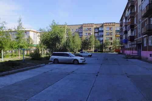 Фото города Инта №7053  Воркутинская 7, Куратова 44 и двор 46 13.08.2014_11:35
