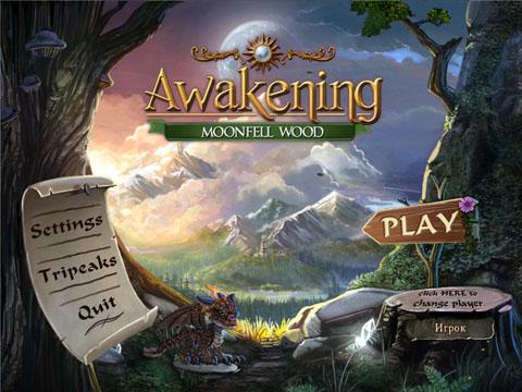 Пробуждение: Лунный лес | Awakening: Moonfell Wood (Rus)