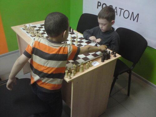 шахматы турнир сегодня