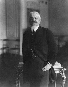 Болгарский посол в России С.С.Бобчев.