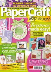 Журнал Papercraft Inspirations Issue 79 2010