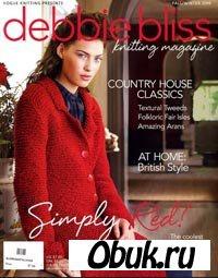 Журнал Debbie Bliss knitting magazine 2009 Fall-Winter