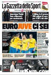 Журнал La Gazzetta dello Sport (04.04.2014)