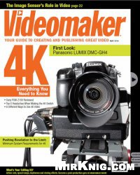 Журнал Videomaker - May 2014
