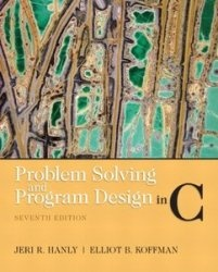 Книга Problem Solving and Program Design in C (7th Edition)