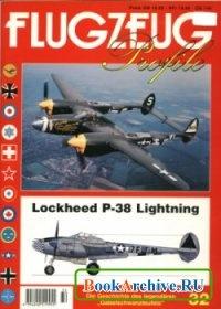 Книга Flugzeug Profile 32: Lockheed P-38 Lightning.