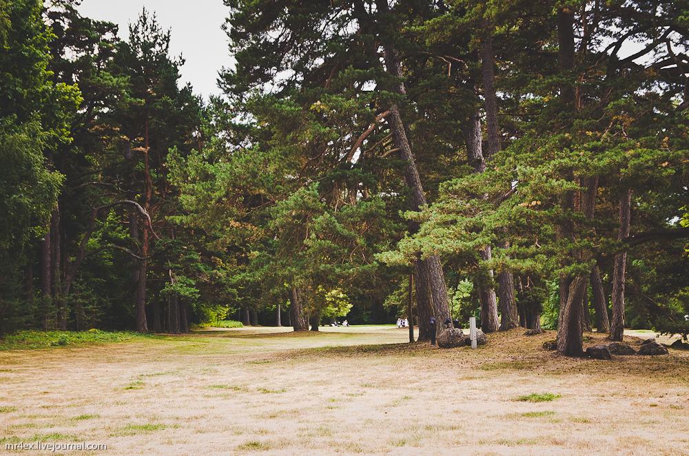 Парк в Паланге, Литва