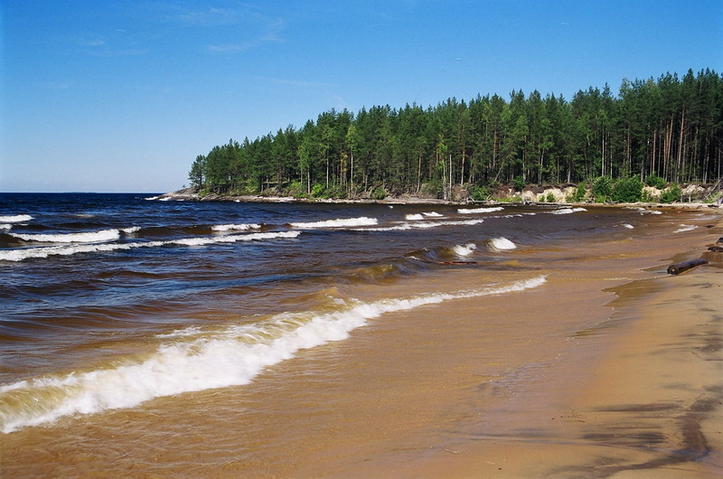 Онежское озеро