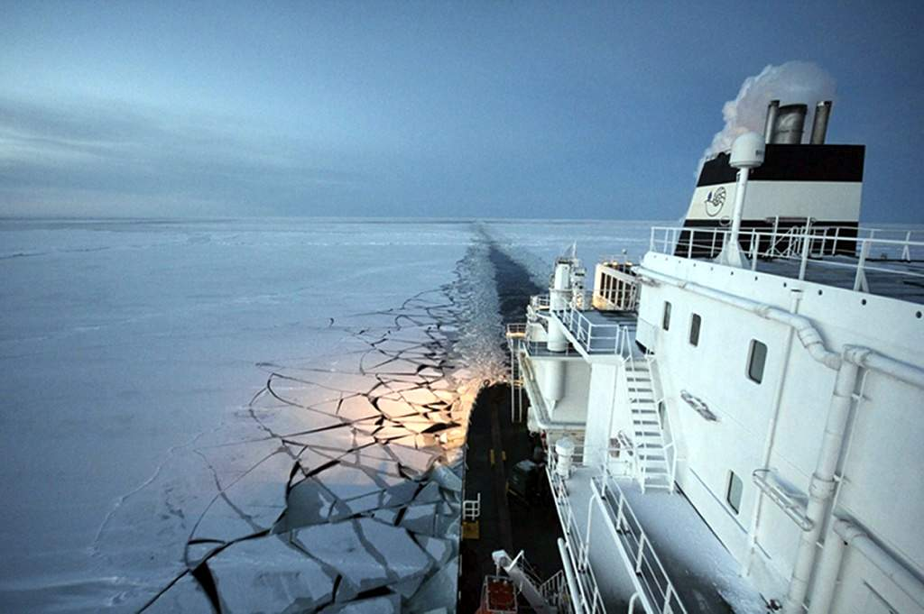 «Газпром» взялся за строительство «Северного широтного хода»