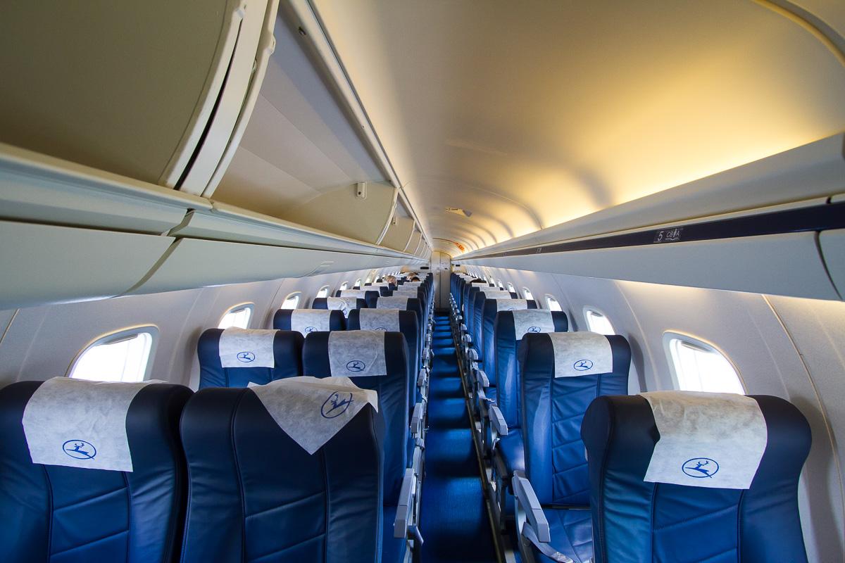 Первый рейс из Питера 21