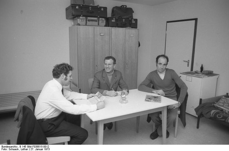 Wolfsburg, VW Autowerk, Unterkunft Gastarbeiter