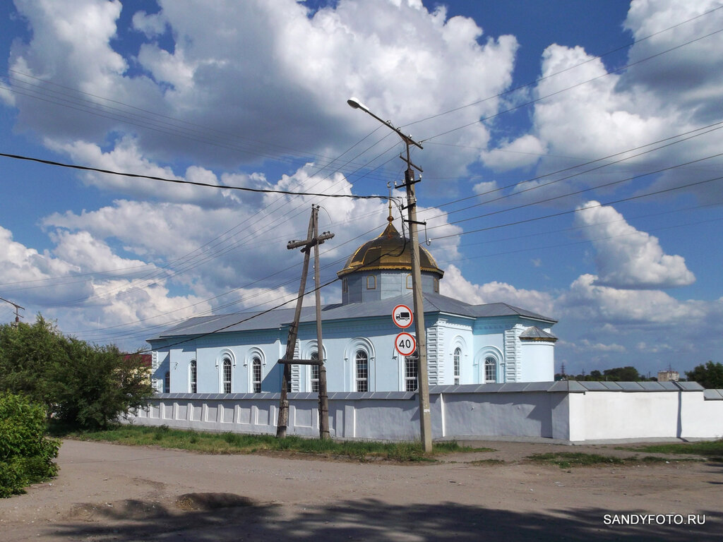 Мечеть Махалля №91 в Троицке