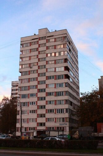 пр. Луначарского 90к1