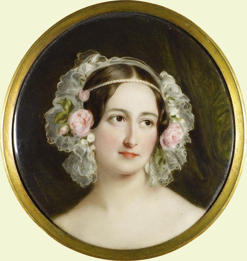 Феодора, княгиня Гогенлоэ-Langenburg (1807-1872)