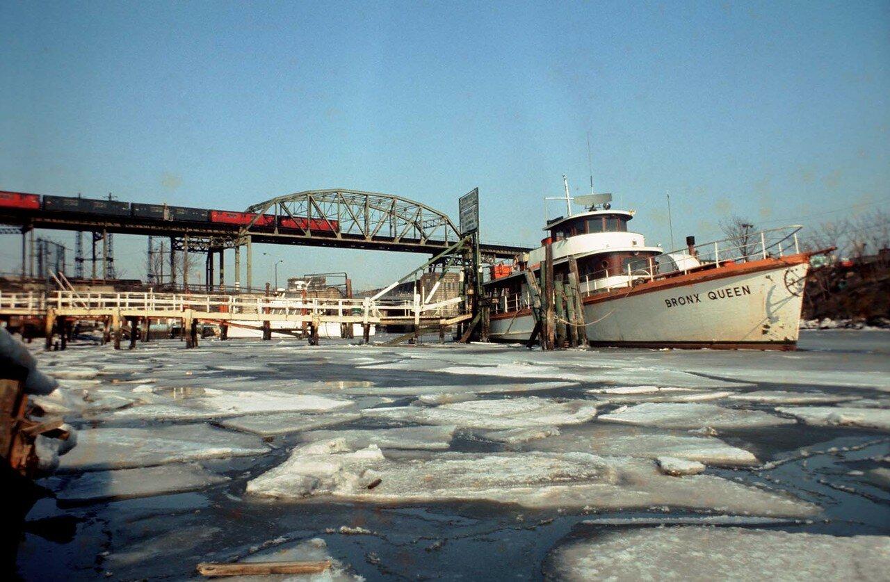 Бронкс. Река, «Королева Бронкса» и сабвэй №6. 1970.