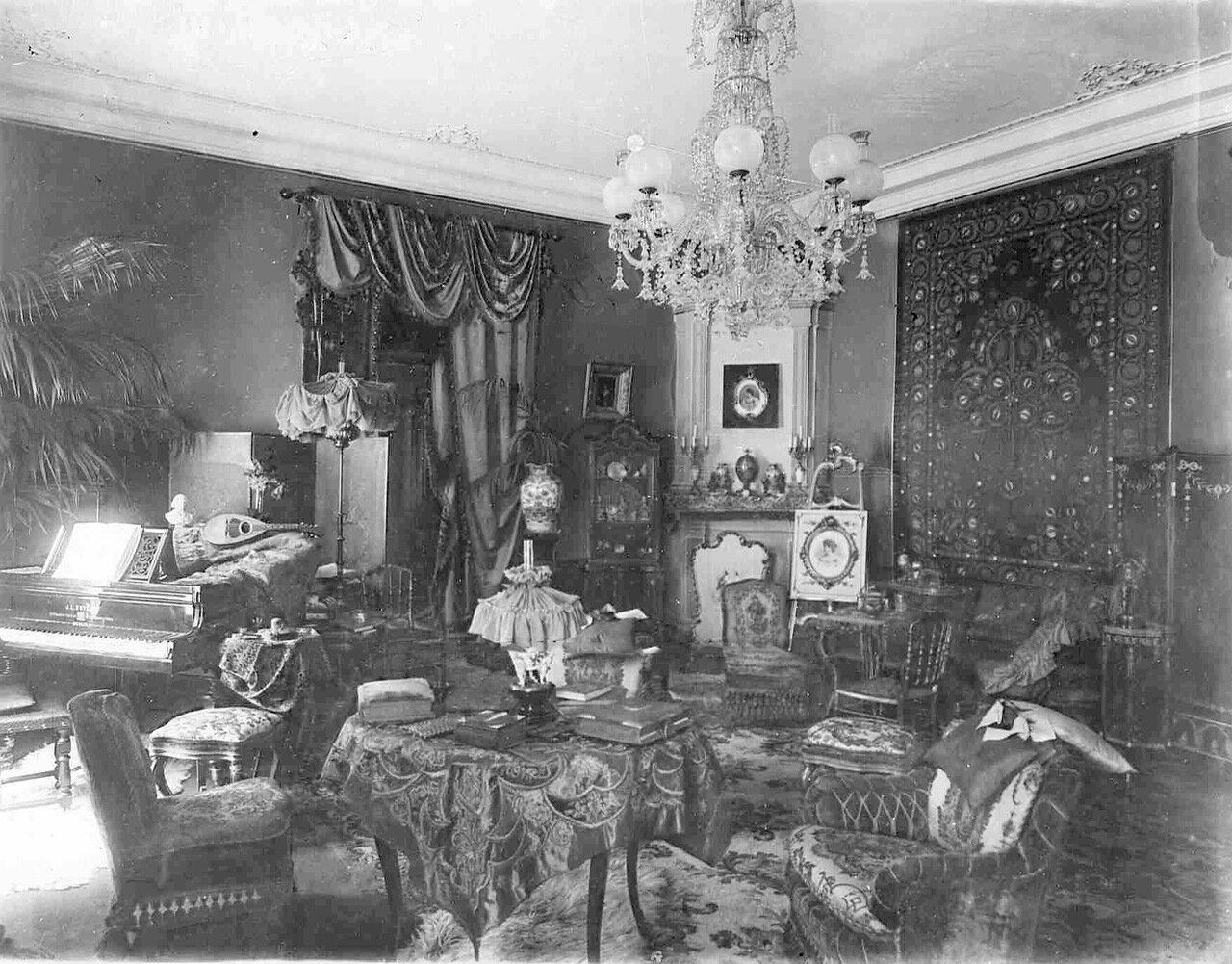 Комнаты Кучерова .11. Часть гостиной