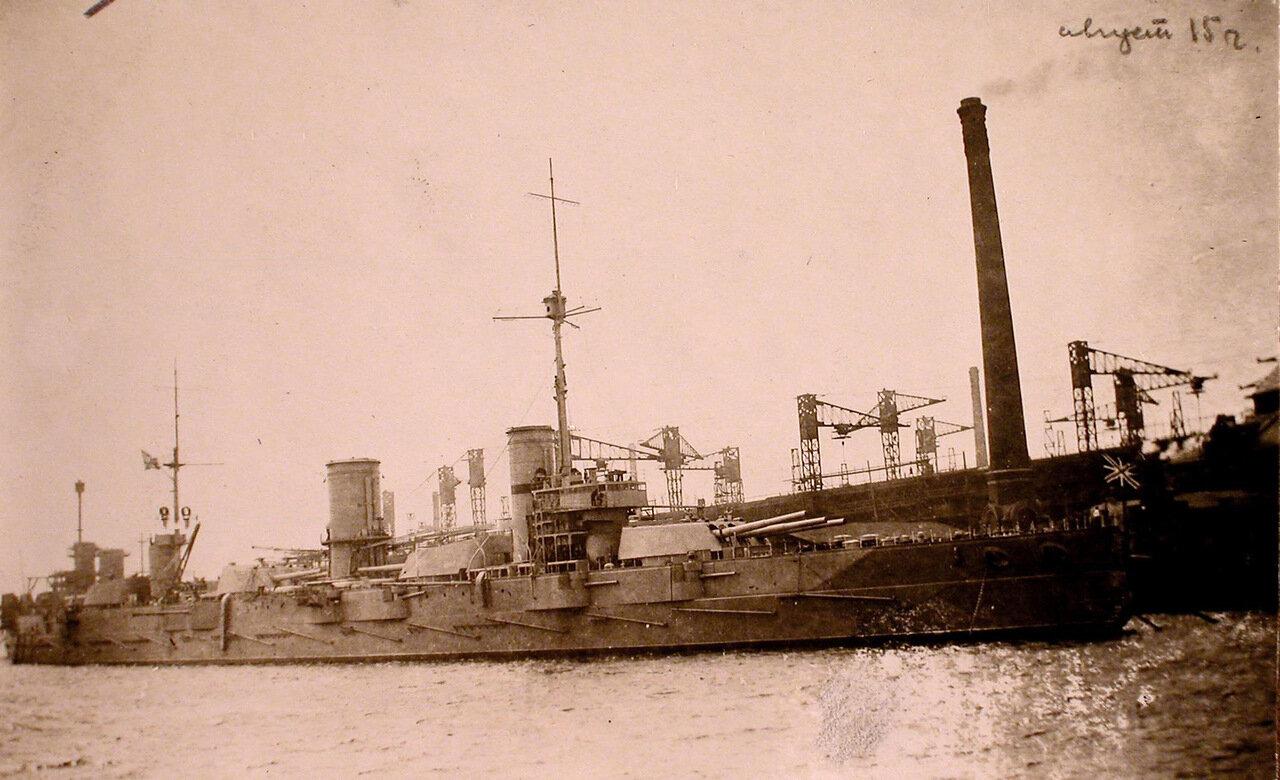 03. Вид линейного корабля