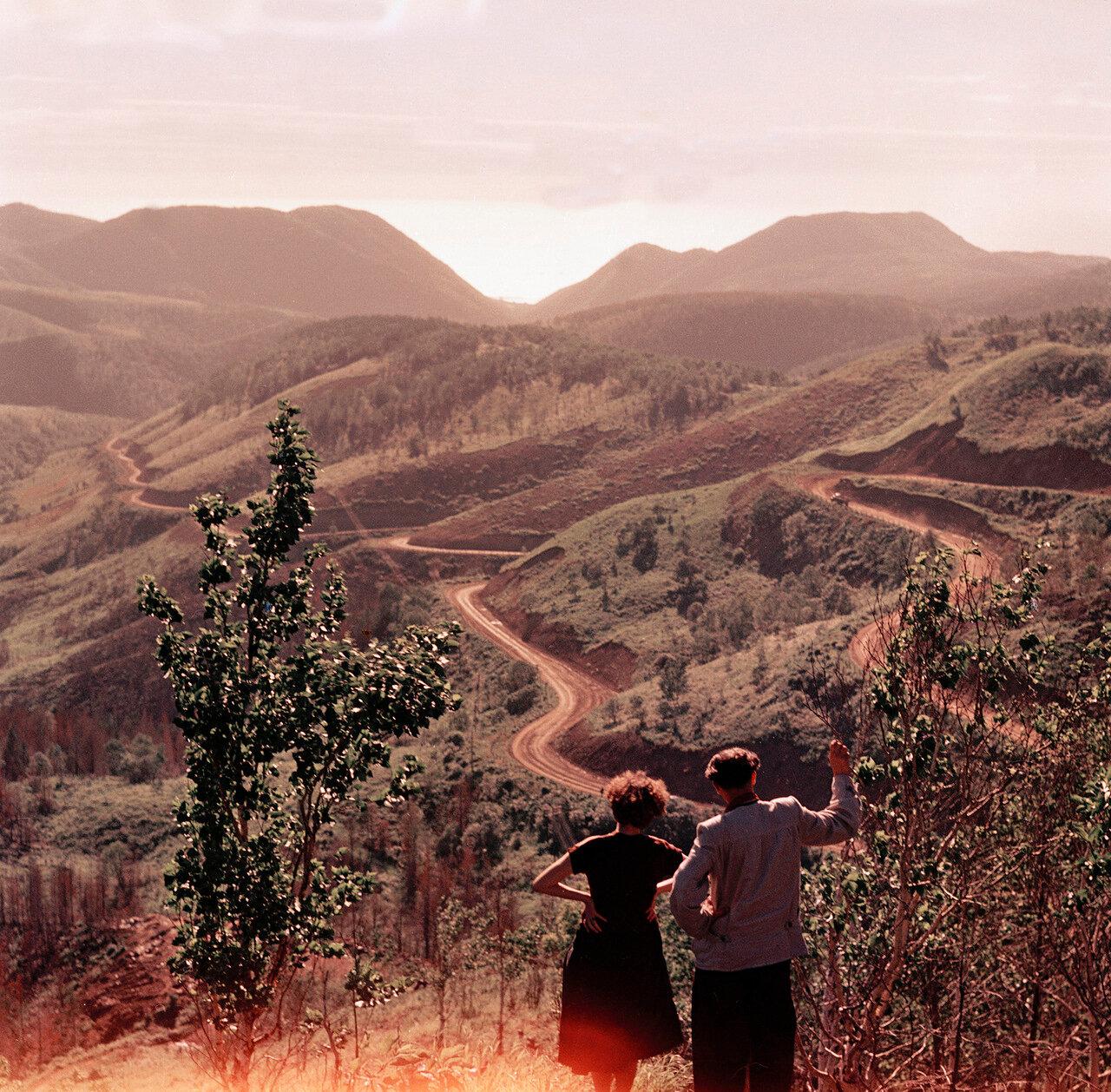Холмск. Камышовый перевал