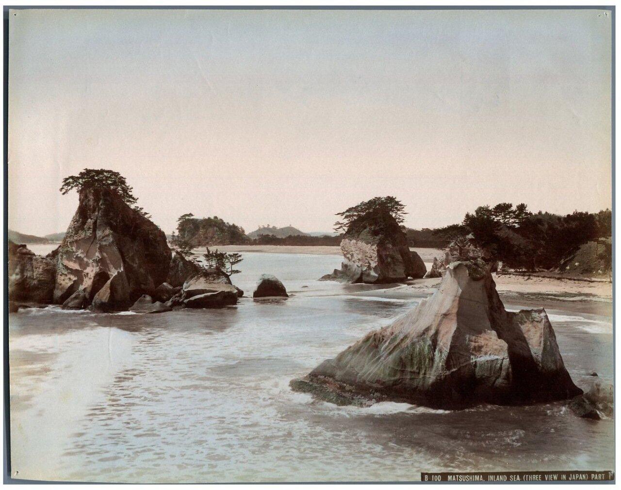 Мацусима. Внутреннее море