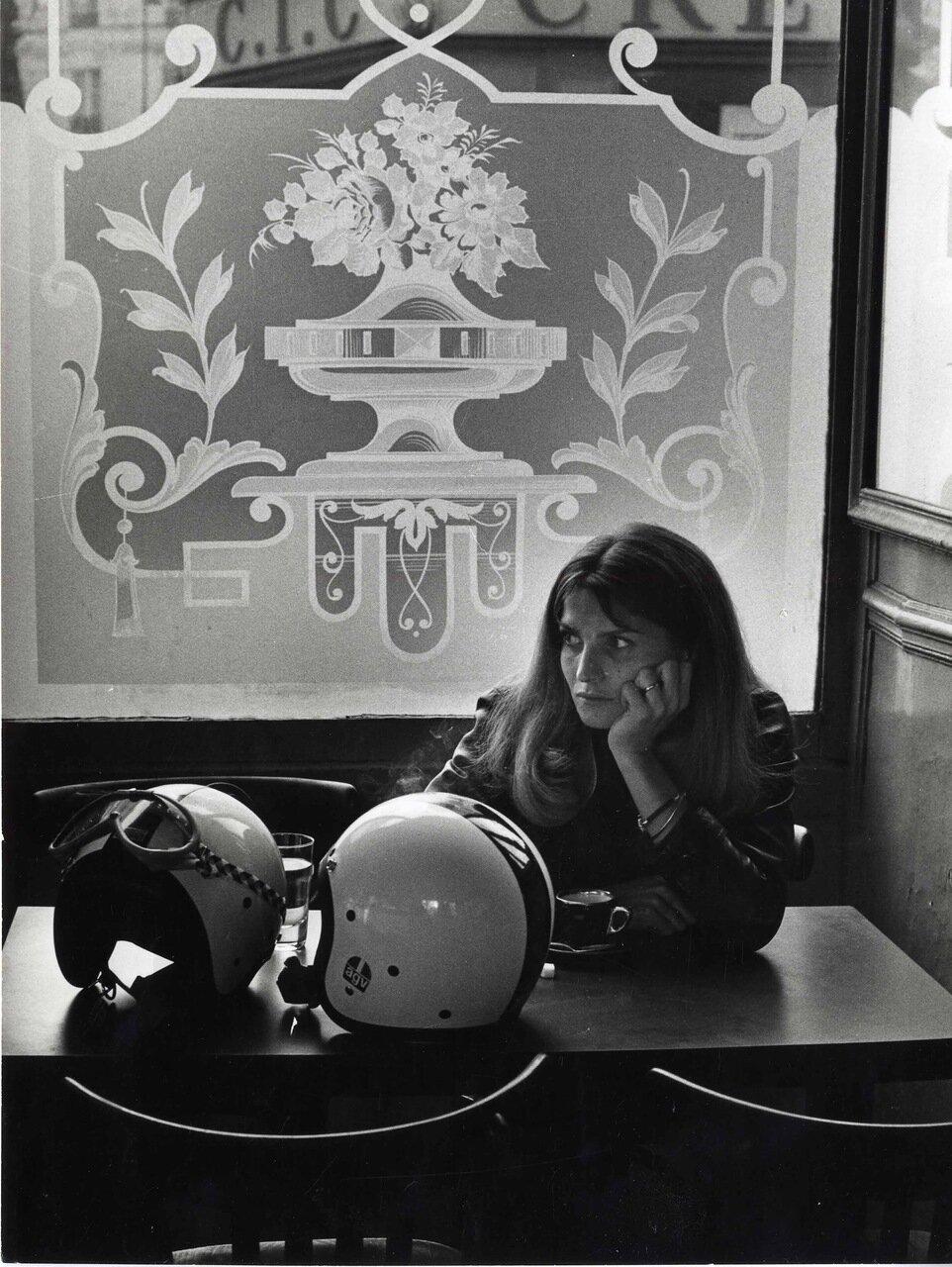 1971. «Le Bistro des fleurs»