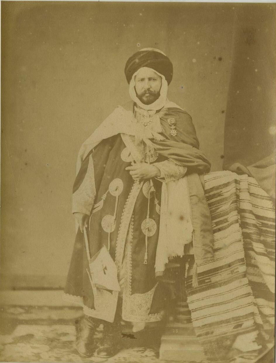 1880. Мужской портрет