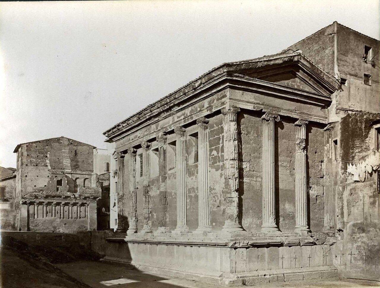 Храм Портуна — древнеримский храм на Бычьем форуме