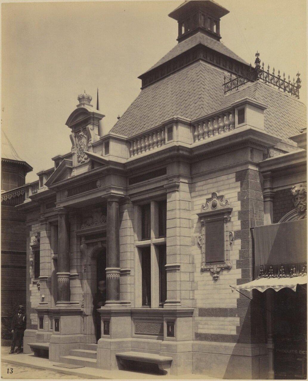 Бельгийский дом