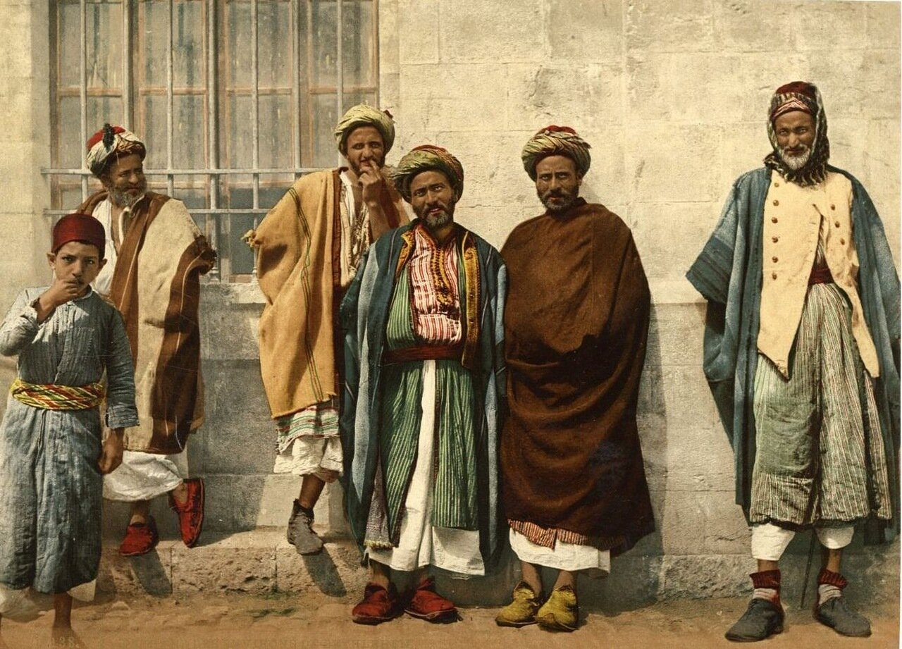 Мужчины из Вифлеема