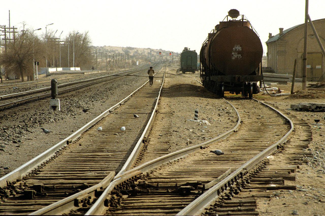 1988. Туркменистан