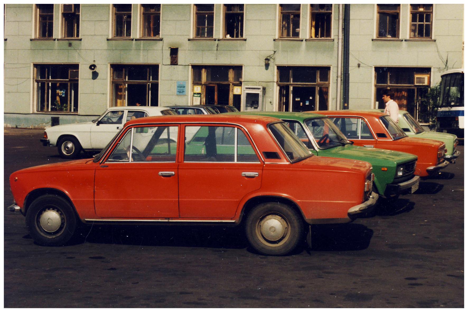 Московский автопарк